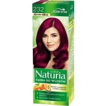 Joanna Naturia farba do włosów 232 dojrzała wiśnia