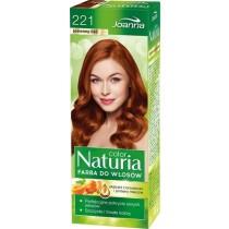 Joanna Naturia farba do włosów 221 jesienny liść
