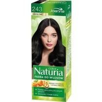 Joanna Naturia farba do włosów 243 czarny bez