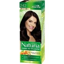 Joanna Naturia farba do włosów 242 palona kawa