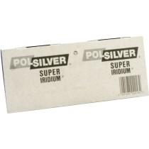 Polsilver żyletki super irydium 100 szt.