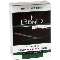 Bond fresh balsam po goleniu 150 ml