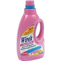 Wirek płyn do prania różowy 1 l