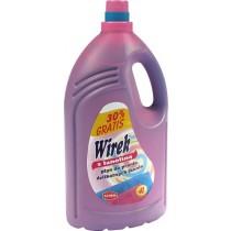 Wirek płyn do prania różowy 4 l