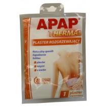 Apap plastry rozgrzewające Thermal 1 szt.