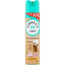 Sidolux M Meble Aerozol do mebli kwiat 350 ml