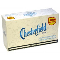 Chesterfield gilzy Blue 100 szt.