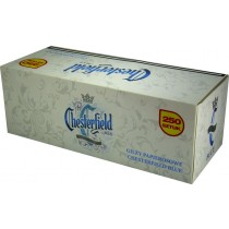 Gilzy Chesterfield Blue 250 szt.