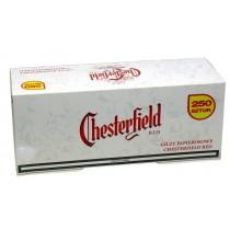 Chesterfield gilzy papierosowe Red 250 szt.
