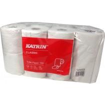 Katrin papier toaletowy classic biały 12553 16 rolek