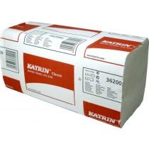 Przemysłowy Ręcznik Papierowy Katrin Classic Zig zag 362002