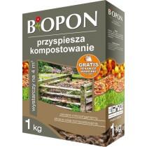 Biopon preparat przyspieszający kompostowanie 1 kg