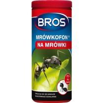 Bros mrówkofon środek na mrówki 250 g + 30 g