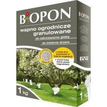 Bopon wapno ogrodnicze do bielenia i odkwaszania gleby granulowane 1 kg