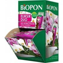 Biopon duo eliksir do storczyków 35 ml 36 szt