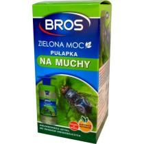 Bros pułapka na muchy zielona moc
