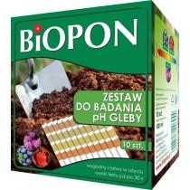 Biopon zestaw do badania pH gleby