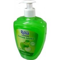 Rosa Zielone Jabłko mydło w płynie antybakteryjne 500 ml