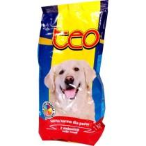 Teo sucha karma dla psów z wołowiną 1 kg
