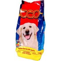 Teo sucha karma dla psów z drobiem 1 kg
