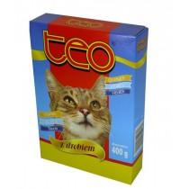 Teo sucha karma dla kota drób 400 g