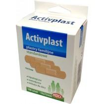 Activplast plastry standard 19x72mm 100 szt