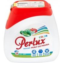 Perlux perły piorące do tkanin kolorowych pudełko 24 szt
