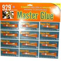 Klej Master Glue 1 display - 12 szt.