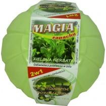 Magia zapachu odświeżacz powietrza w żelu zielona herbata 150 g