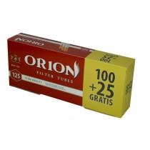Gilzy papierosowe Orion 100+25 szt