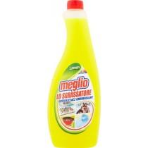 Meglio Lo Sgrassatore Lemon Odtłuszczacz uniwersalny zapas 750 ml