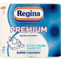 Regina ręcznik papierowy premium 3-warstwy 2 szt.