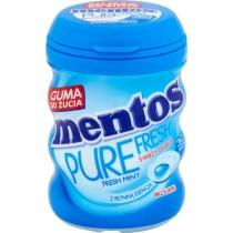 Mentos Pure Fresh Fresh Mint Guma do żucia bez cukru 6 x 60 g