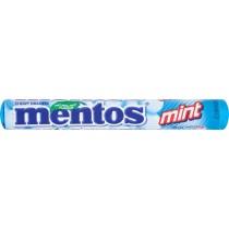 Mentos Mint Drażetki do żucia o smaku miętowym 38 g