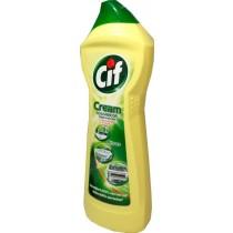Cif mleczko do czyszczenia lemon 750 ml
