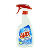 Ajax płyn do mycia szyb lemon spray 500 ml