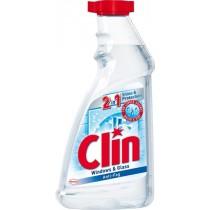 Clin płyn do mycia szyb anty-para zapas 500 ml