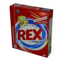 Rex proszek do prania tkanin kolorowych 300 g