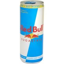 Red Bull bez cukru napój energetyczny puszka 250 ml