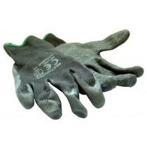 Rękawice robocze męskie zielone