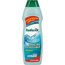 Ludwik mleczko czyszczące morskie 300 g