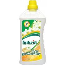 Ludwik płyn uniwersalny z mydłem marsylskim długotrwała świeżość 1 l