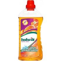 Ludwik płyn uniwersalny baking soda maksymalna skuteczność 1 l
