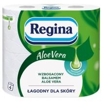 Regina papier toaletowy Aloe Vera 4 szt.