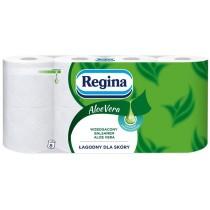 Regina papier toaletowy Aloe Vera 8 szt.