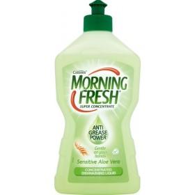 Morning Fresh płyn do mycia naczyń Sensitive Aloe Vera 450 ml