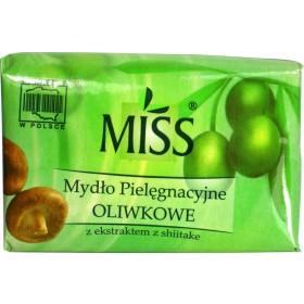 Mydło Miss Oliwkowe 100g