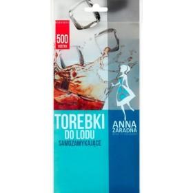 Anna Zaradna Woreczki do lodu samozamykające '500