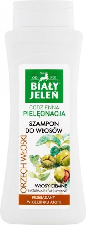 Biały Jeleń Szampon do włosów orzech włoski 300 ml