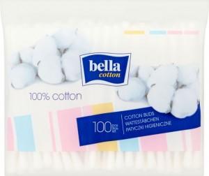 Bella cotton patyczki kosmetyczne 100 szt.